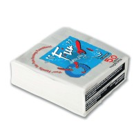 Fun® Premium 2-Ply Napkin 40x40cm - White | 50pcsx42pkts