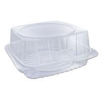 Pastripac Clear Confectionery Box 250x250x100mm PET | 130pcs