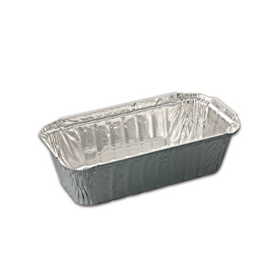 Rectangular Aluminium Container 670cc | 750pcs