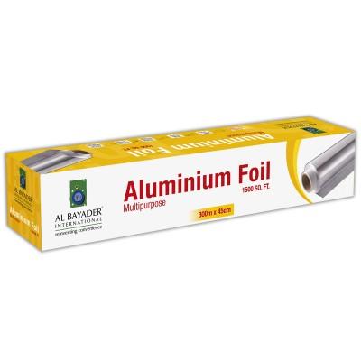 Aluminium Foil 45cmx300m -14mic.   6rls
