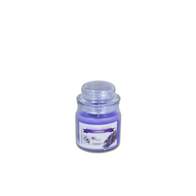 Fun® Scented Candles in Round Jar  6x9cm - Lavender | 1pcx12pkts