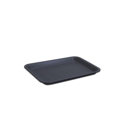 Foam Tray 216x152x20mm - Black | 500pcs