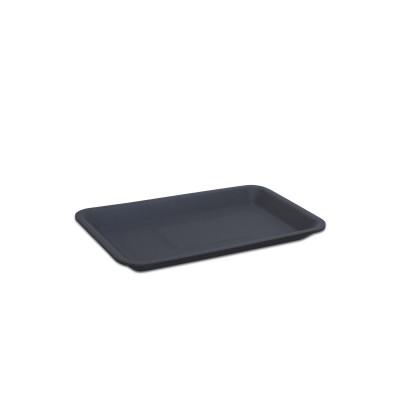 Foam Tray 222x133x25mm - Black | 500pcs