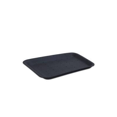 Foam Tray 216x152x20mm - Absorbent/Black | 500pcs