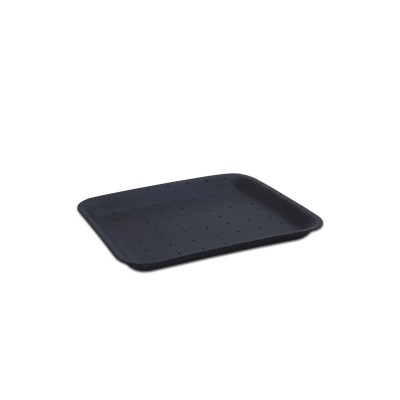 Foam Tray 216x178x20mm - Absorbent/Black | 250pcs