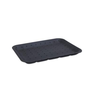 Foam Tray 265x189x20mm - Absorbent/Black | 250pcs