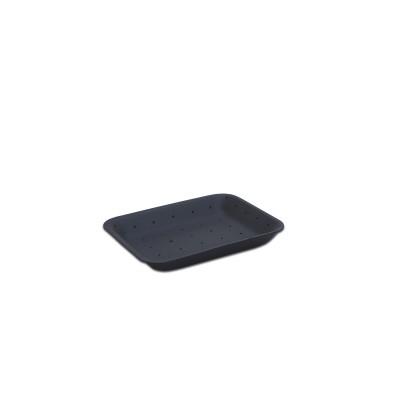 Foam Tray 167x129x25mm - Absorbent/Black | 500pcs