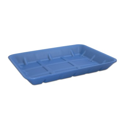 Foam Tray 320x235x40mm - Blue | 100pcs