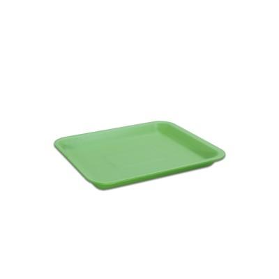 Foam Tray 216x178x20mm - Green | 250pcs