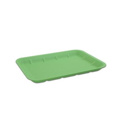 Foam Tray 265x189x20mm - Green   250pcs