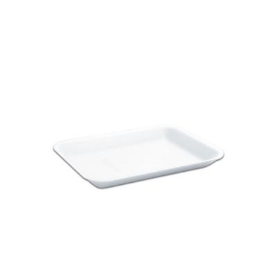 Foam Tray 216x152x20mm - White | 500pcs
