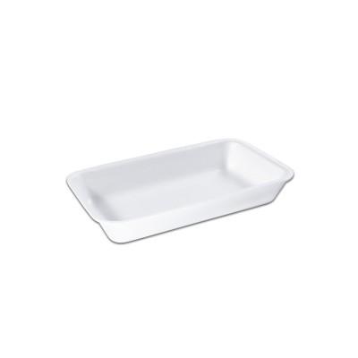 Foam Tray 215x132x35mm - White | 500pcs