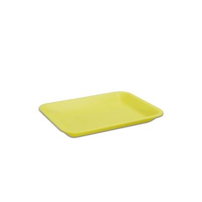 Foam Tray 216x152x20mm - Yellow | 500pcs