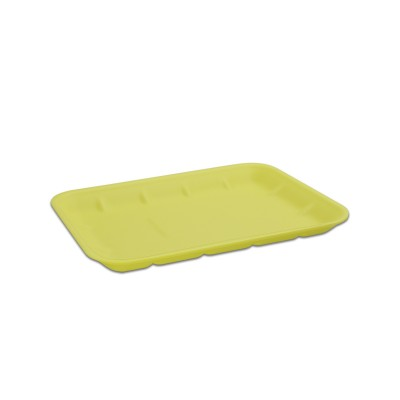 Foam Tray 265x189x20mm - Yellow | 250pcs