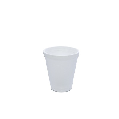 Foam Cup 6oz - White | 25pcsx40pkts