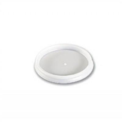 Standard Plastic Lid for 032FC08 and 032FC09 w/ Precut-X | 1000pcs