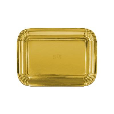 Premium Golden Paper Tray 305x215x20mm | 10kgs