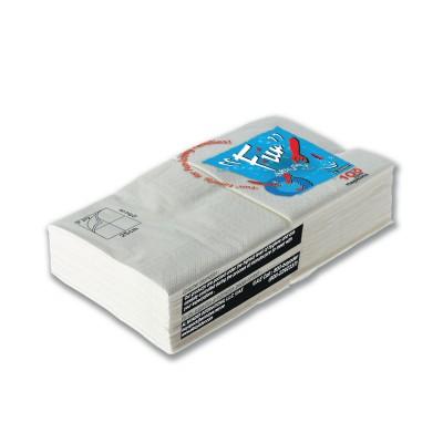 Fun® Premium 2-Ply Napkin 25x25cm - White   100pcsx38pkts