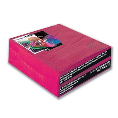 Fun® 2-Ply Napkin 40x40cm - Fuchsia | 50pcsx20pkts
