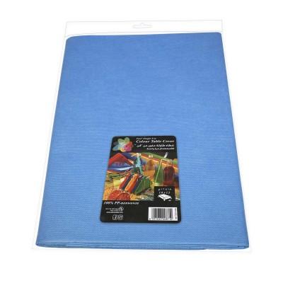 Fun® PP-Nonwoven Table Cover 1.8x1.2m - Turquoise | 1pcx12pkts