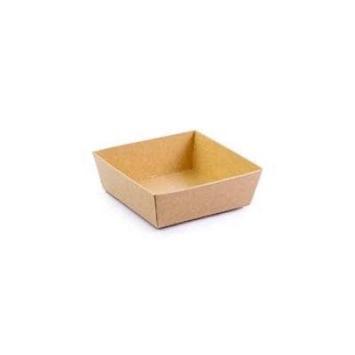 Paper Square Shushi Box 105x105mm   50pcsx20pkts