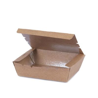 Kraft Paper Rectangular Box 180x120x50mm - Large   120pcs