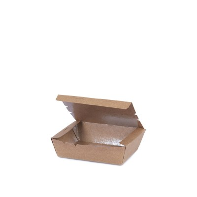 Kraft Paper Rectangular Box 150x100x45mm - Medium | 120pcs
