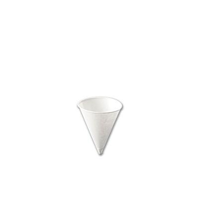 Conical Paper Cup 4oz | 250pcsx20pkts