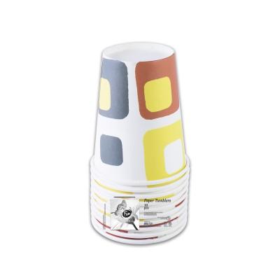 Fun® Paper Cup 7oz - Summer 5 | 10pcsx12pkts