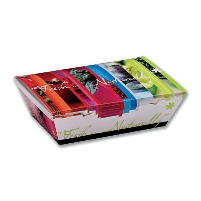 Cardboard Snack Box 120x180x50mm   250pcs