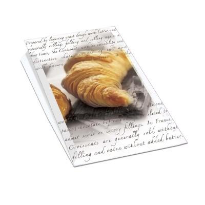 Paper Bag 18+8x35cm (for 14 Croissants) | 1000pcs