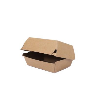 Brown Corrugated Cake Box - 14x9x8cm | 250pcs