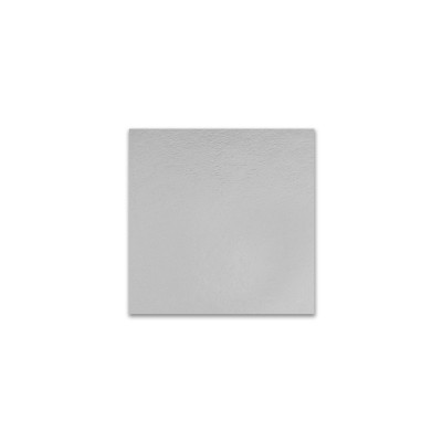 Square Cardboard Cake Base 19x19cm - Silver | 50pcs
