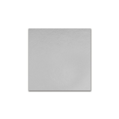 Square Cardboard Cake Base 230x230mm - Silver | 50pcs