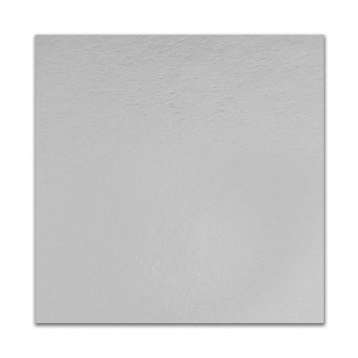 Square Cardboard Cake Base 16x16in - Silver | 50pcs