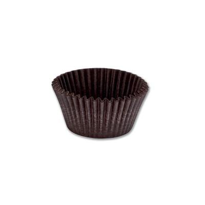 Paper Cake Case ⌀32x25mm - Brown   504pcsx48pkts
