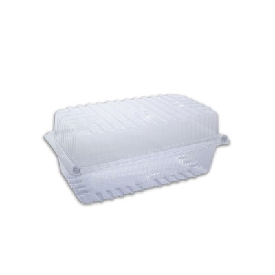 Pastripac Clear Pastry Box 230x120x105mm   240pcs