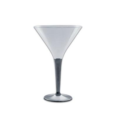 Clear Cocktail Glass 70ml   6pcsx8pkts
