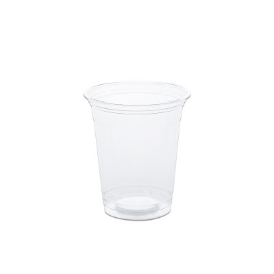 Clear Plastic Cups 12oz - PP | 50pcsx20pkts