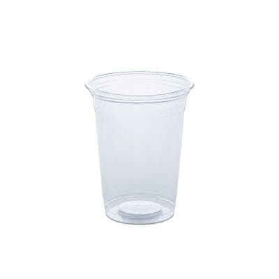 Clear Plastic Cups 14oz - PET | 50pcsx20pkts