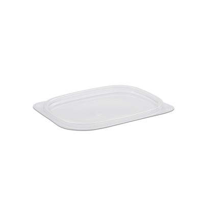 Tutipac Flat Lid for 08/16oz Hot Multipurpose Containers PP   600pcs