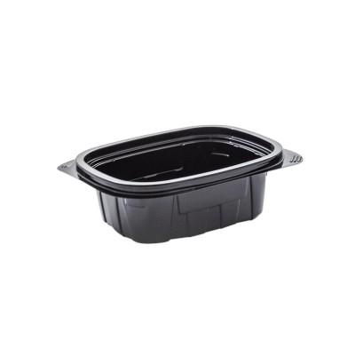 Tutipac Black Cold Multipurpose Containers 12oz PET   600pcs