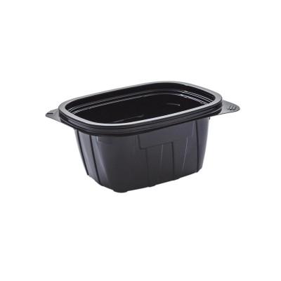 Tutipac Black Cold Multipurpose Containers 16oz PET | 600pcs