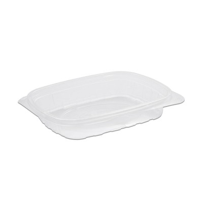 Tutipac Clear Multipurpose Wide Containers 16oz PP   300pcs