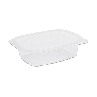 Tutipac Clear Hot Multipurpose Containers 24oz PP | 300pcs
