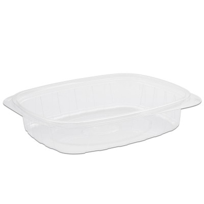 Tutipac Clear Hot Multipurpose Containers 36oz PP   250pcs