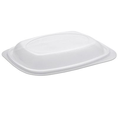 Tutipac Dome Lid for 36/64oz Hot Multipurpose Containers PP | 250pcs
