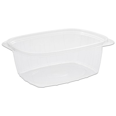 Tutipac Clear Hot Multipurpose Containers 64oz PP | 250pcs