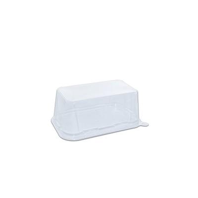 Gourmetpac Trans. Flat Lid for 05GBR-BL - 199x121x80mm PET | 400pcs
