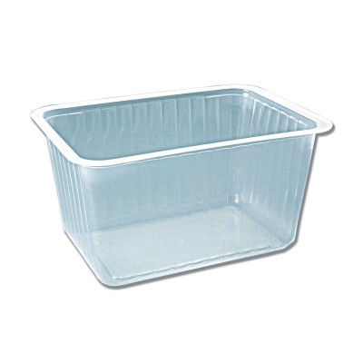 Sealnheat Clear M.Wavable Container 48oz PP | 600pcs